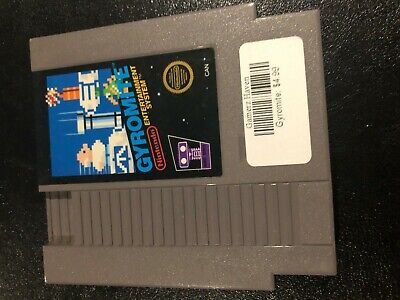 Gyromite Nes Nintendo Video Game Tested & Working