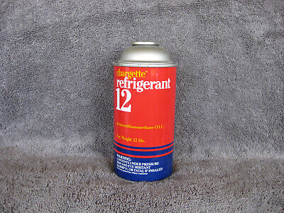Chargette R-12 Refrigerant 12oz (Genuine R12, NOT compatible with 134a)