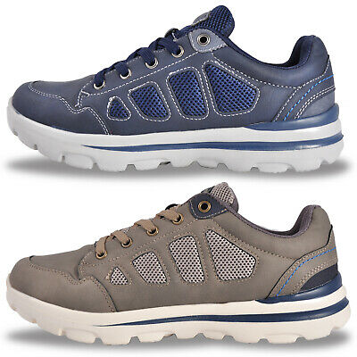 Walk Pro MEMORY FOAM Adventure Men's Comfy Shoes Trainers From