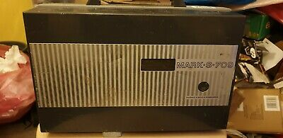 EUMIG MARK - S - 709 SUPER 8 SINGLE 8 STANDARD 8 FILM PROJECTOR c. 1968