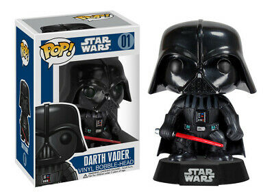 Funko Pop Star Wars Darth Vader #01 - Free Shipping and Returns