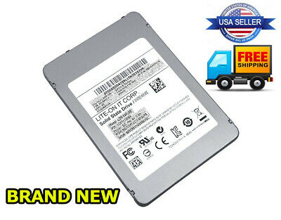"""Lite-On Lcs-128M6S 128Gb 2.5"""" Sata3 Ssd Solid State Drive 3C01110145"""