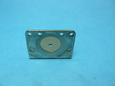 Banner SMB30MM 27162 Stainless Steel Right Angle Swivel-Mount Bracket Used
