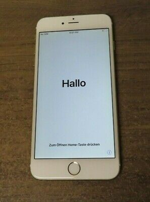 Apple iPhone 6 Plus 64GB Gold (Unlocked) A1522 EXCELLENT used at&t t-mobile