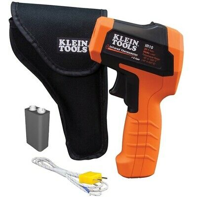 Klein Tool 20:1 Dual-Laser Infrared Thermometer