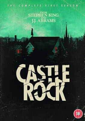 Castle Rock: The Complete First Season *NEW* DVD / Box Set