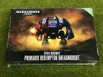 Space Marines - Easy-to-Build Primaris Redemptor Dreadnought - FREE SHIPPING