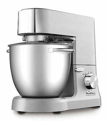 Moulinex MasterChef QA810D GRANDE Food Mixer 1500w, 6.7L, 8 Speed Inc Pulse
