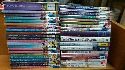 Holly Webb: collection of 40 children's fiction books