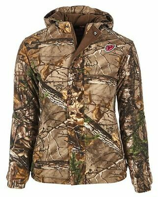 NWT$130 Women ScentBlocker Sola Knock Out Layer 3 Realtree Camo Hunting Jacket