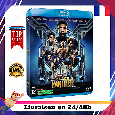 Black Panther -Marvel [Blu-Ray HD + Copie Digital] Marvel Studios Collection HD