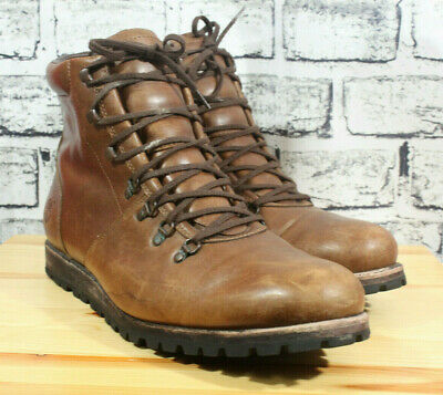 TIMBERLAND EARTHKEEPERS MENS Heritage MT Dark Brown Leather