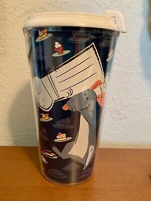 Brand New Disney Epcot Food Wine 2019 Remy Tumbler from Remy's Scavenger Hunt
