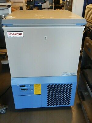 Thermo Sci Revco Plus Model # 5808 Ultra-Low Temp Freezer | UNTESTED