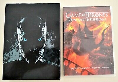 Game Of Thrones  Season 7 Winter Is Here  Additional Disc Conquest & Rebellion