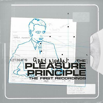 Gary Numan The Pleasure Principle:The First Recordings 2 CD SET NEW(11THOCT)