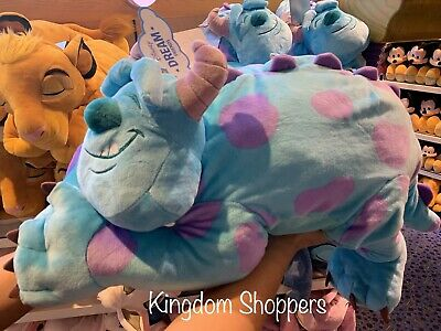 Disney Parks Dream Friends Sleeping Baby Sulley 24 inch Plush Doll NEW