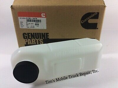 COOLANT RECOVERY TANK 130-5478 Genuine Factory Replacement OEM Parts
