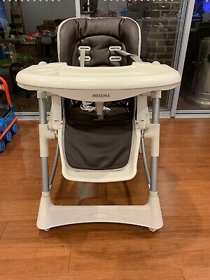 Steelcraft Messina High Chair - excellent condition