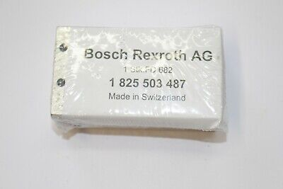 1 x Bosch Connection Plate 1825503487 New Boxed