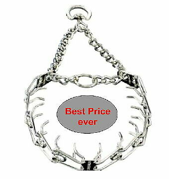 Herm Sprenger Prong Collar All Sizes Made in Germany