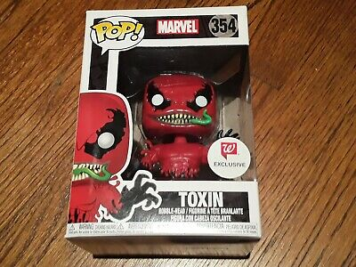 Funko Pop! Marvel: Toxin (Walgreens Exclusive) #354  **FREE SHIPPING**