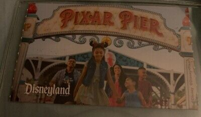 (1) Disneyland Three Day 1 Park Per Day Child Ages 3-9 (EXPIRE 10-13-2019)Bash!!