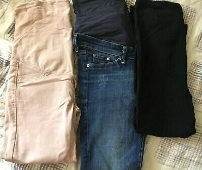 MAMA by H&M maternity clothes/ Bottom/ Leggings/ Denim SizeM/6/8