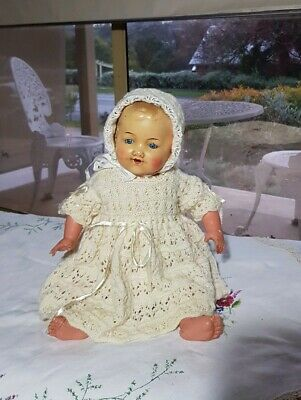 Early Australian Laurie Cohen  doll 1940's unbranded