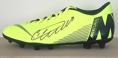 Cristiano Ronaldo Authentic Signed Nike Football Boot Aftal#198