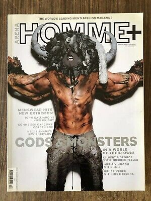 Homme Arena plus - summer /autumn 2007 - gods & monsters - issue 27