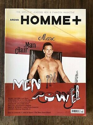 Homme Arena plus - winter/spring 07/08 - Marc Jacobs - issue 28