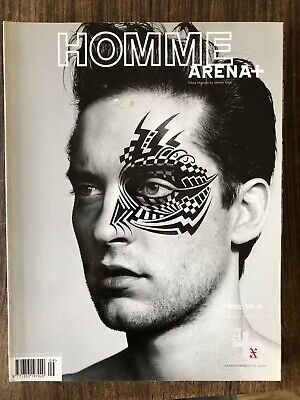 Homme Arena plus - autumn/winter 03/04 - TOBEY MAGUIRE - issue 20