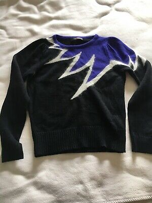 80s Style Jumper Size 8
