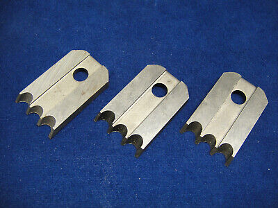 Dewalt Radial Arm Saw Moulding Cutters (Very Early Type - Flat Disc)