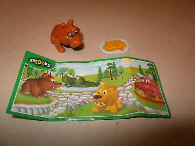 KINDER SURPRISE - Natoons / ours SD131