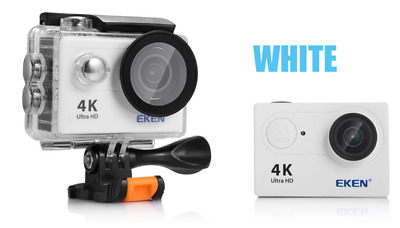 Action Camera 4k Mount Accessories Kit with Case Waterproof HD for Ultra Sport