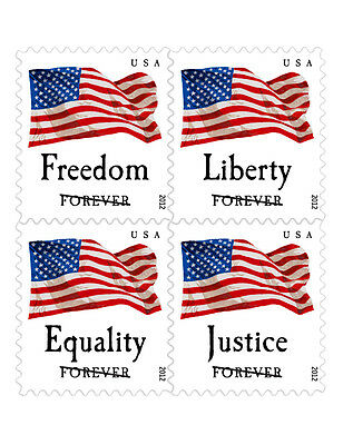 300 Brand New USPS Forever Stamps for First Class Mailing