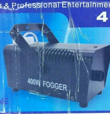 400W Smoke Fog Machine Special Effect Professional Entertainment Wired & Remote