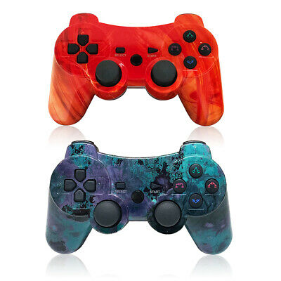 WirelessController for PS3 GamePad Joystick with Charge Cable New Color Desgin