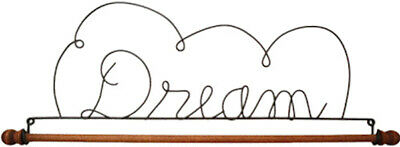 "NEW 16"" Mini Dream Wire Quilt Holder (cost + Postage SALE)"