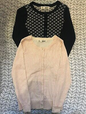 2 x Cotton On Kids Girls Cardigans Size 8 BNWOT Bulk Bundle
