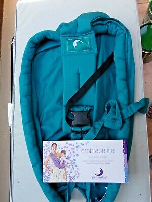 The Baba Sling Baby Carry Carrier Teal Up To 15 Kg