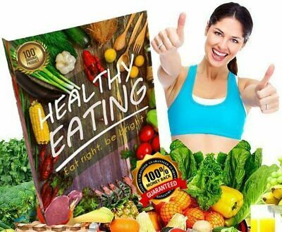 Healthy Eating Guide book bonus free shipping books resell rights master mrr