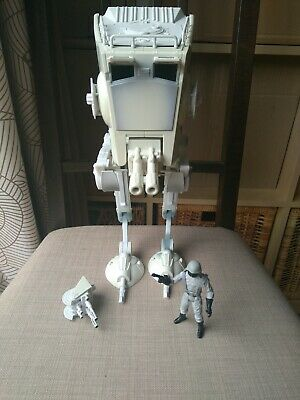 STAR WARS LEGACY AT-ST WALKER (Broken)