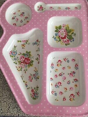 Cath Kidston Rose Baby Toddler Meal Tray