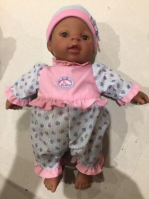 Vintage So Real Doll Brown Old Collectible