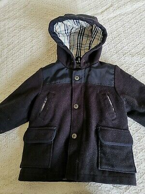 Burberry Duffle Coat Age 12 Months