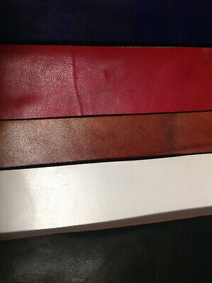 Goat leather 50cm x 50cm - journals craft bags jewelry- 5 colours available