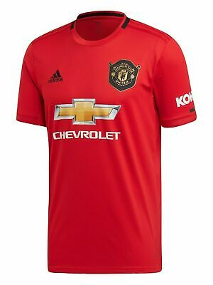 Manchester United Home Shirt 2019/20 Adult